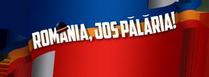Romania jos palaria