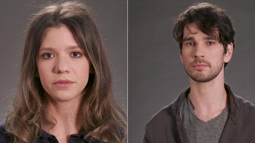 Anghel Damian si Ada Condeescu