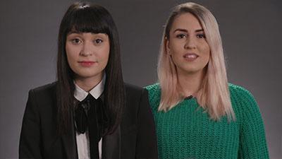 Irina Rimes si Cristina